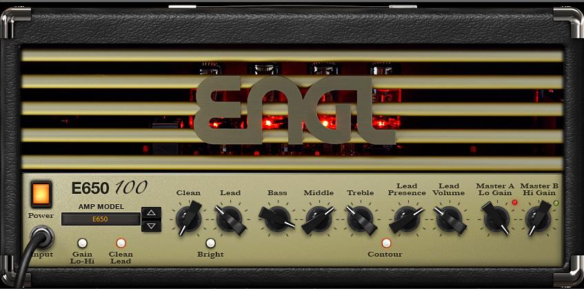 Engl Verstärker E650