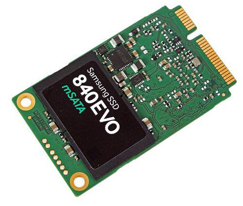 SSD 1 TB, Samsung 840 EVO, mSATA