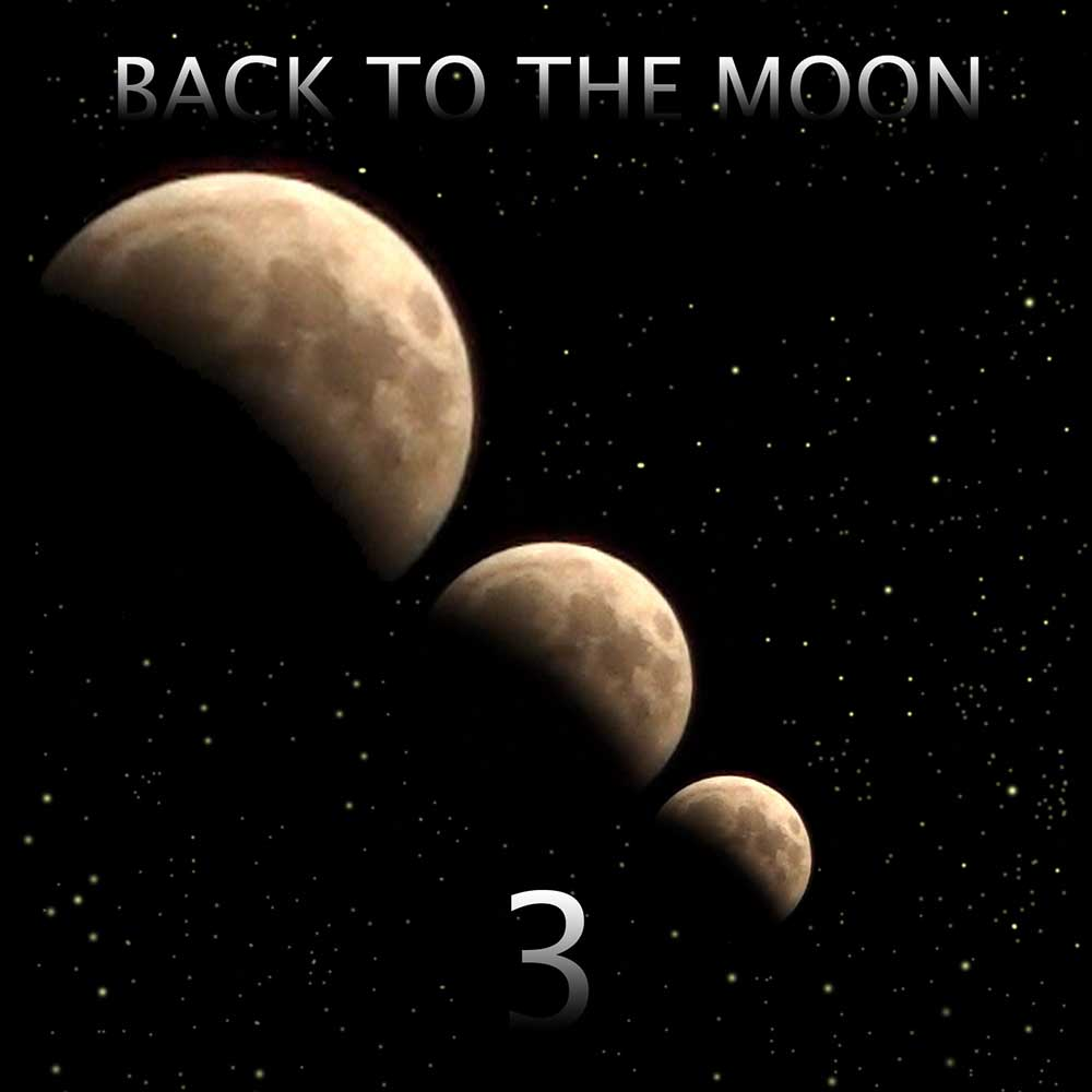 Cover BACK TO THE MOON 3