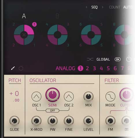 Zelle 1 Analogsound