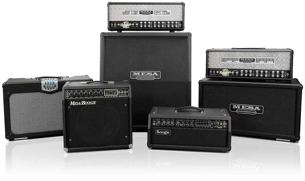 AmpliTube Mesa/Boogie Collection - die Vorbilder