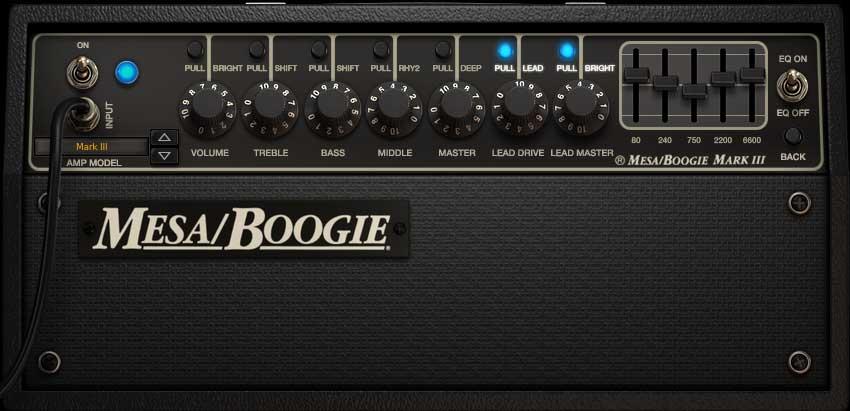 Mesa/Boogie Mark III