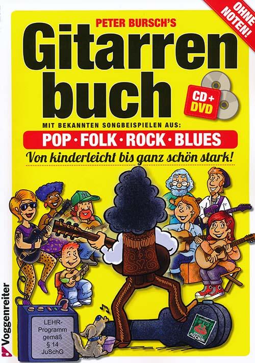 Peter Bursch's Gitarrenbuch, Neuauflage