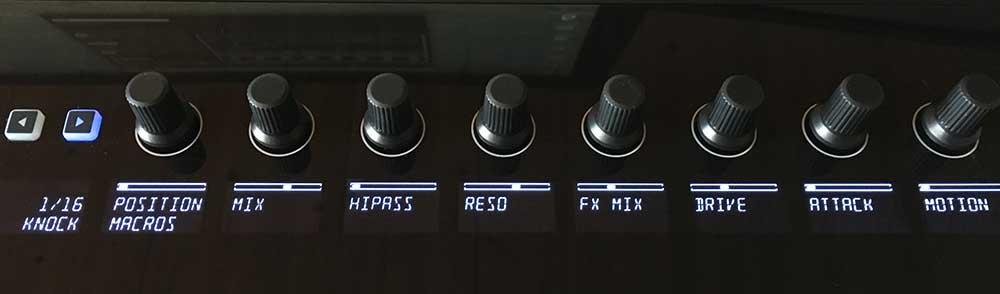 Synthesizer NI MASSIV
