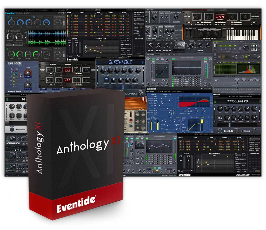 Eventide Anthology X!