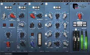 Waves Abbey Road mastering chain