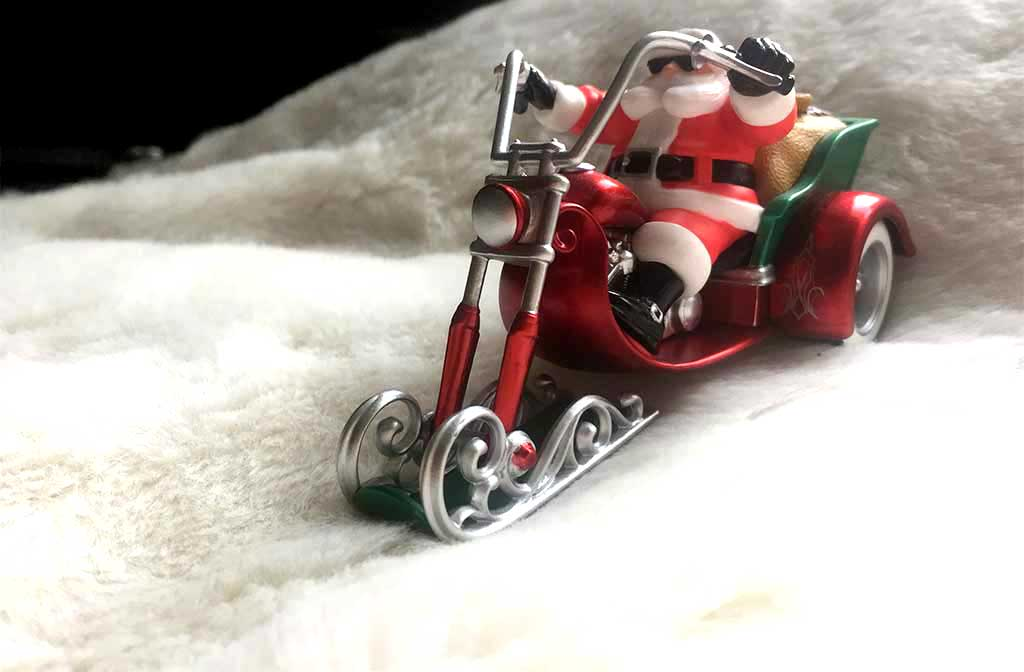 Santa Hallmark