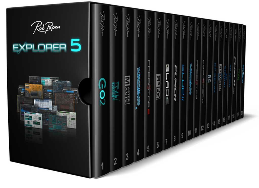 Rob Papen Explorer 5
