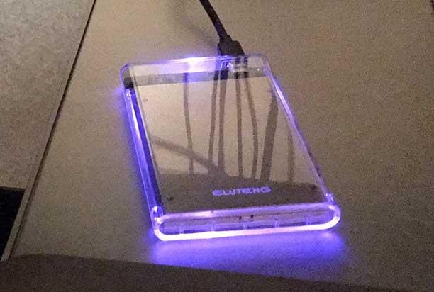 Eluteng Gehäuse USB-C