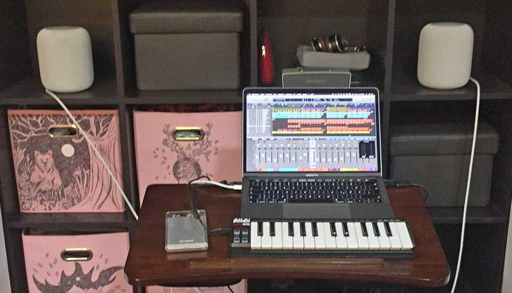 Studio im Gästezimmer