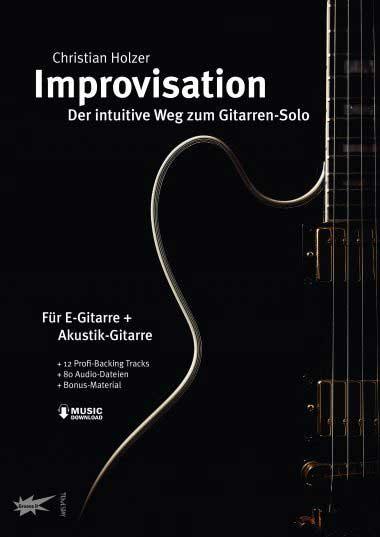 Buchumschlag Improvisation von Christian Holzer