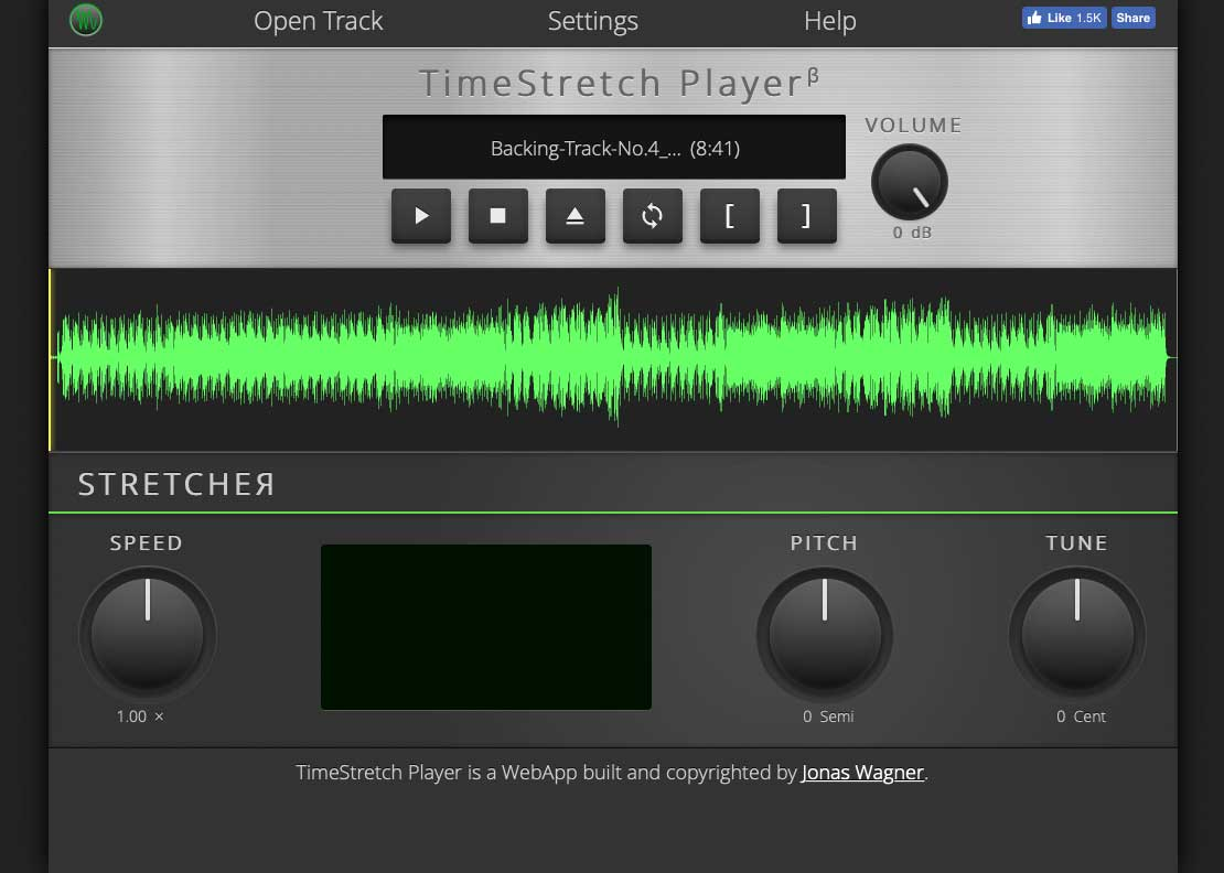 TimeStretch Player,