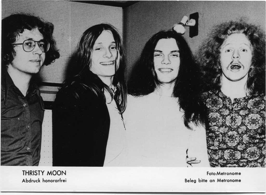 Thirsty Moon 1975