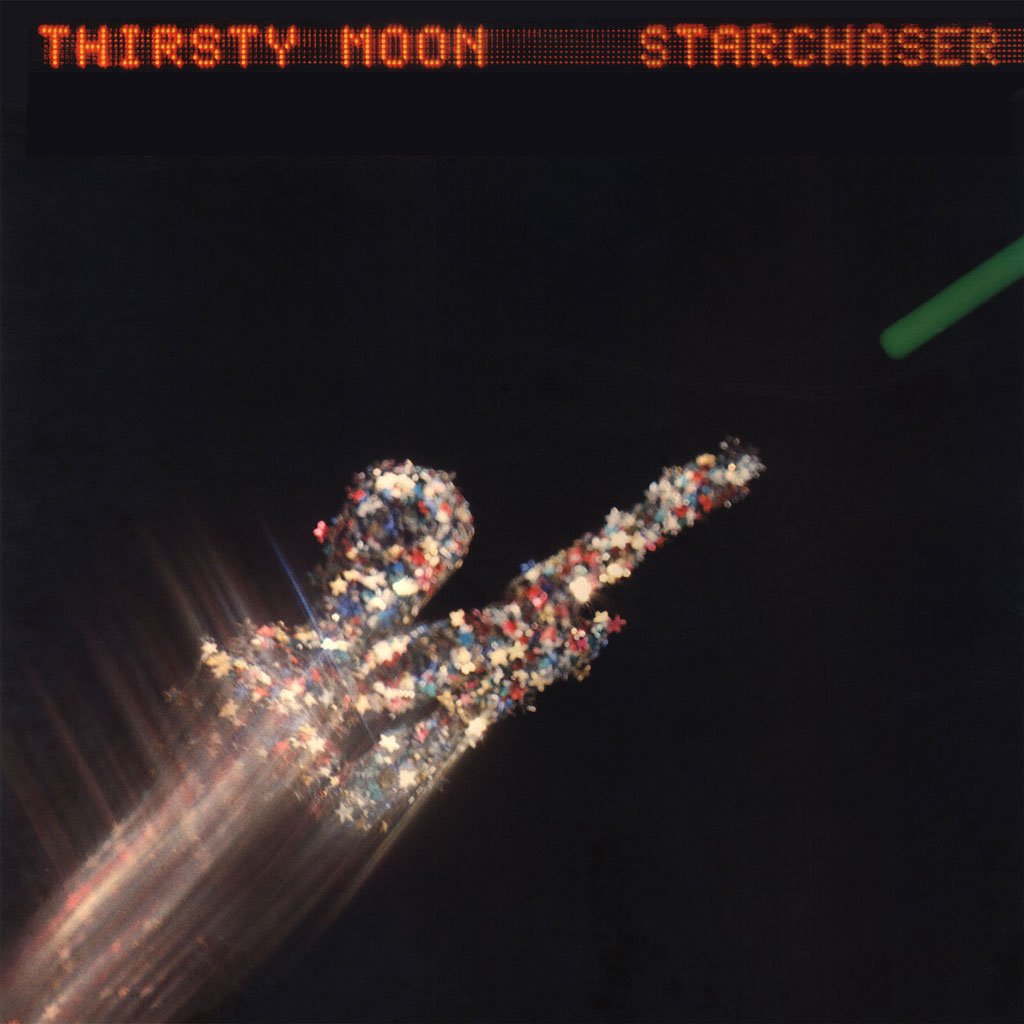"Cover ""Starchaser"", Sky Records 1981"