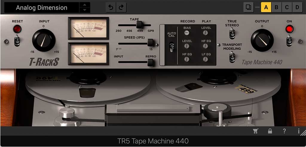 IK Multimedia Tape Machine 440