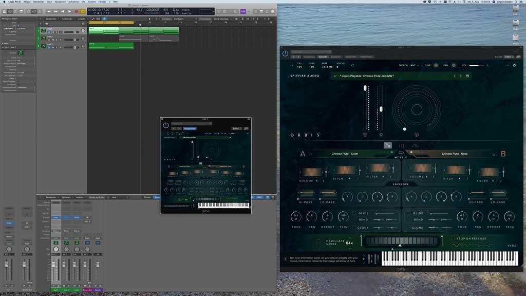 Spitfier Audio Orbis