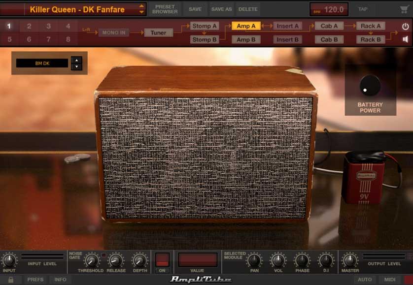 DK-Amp