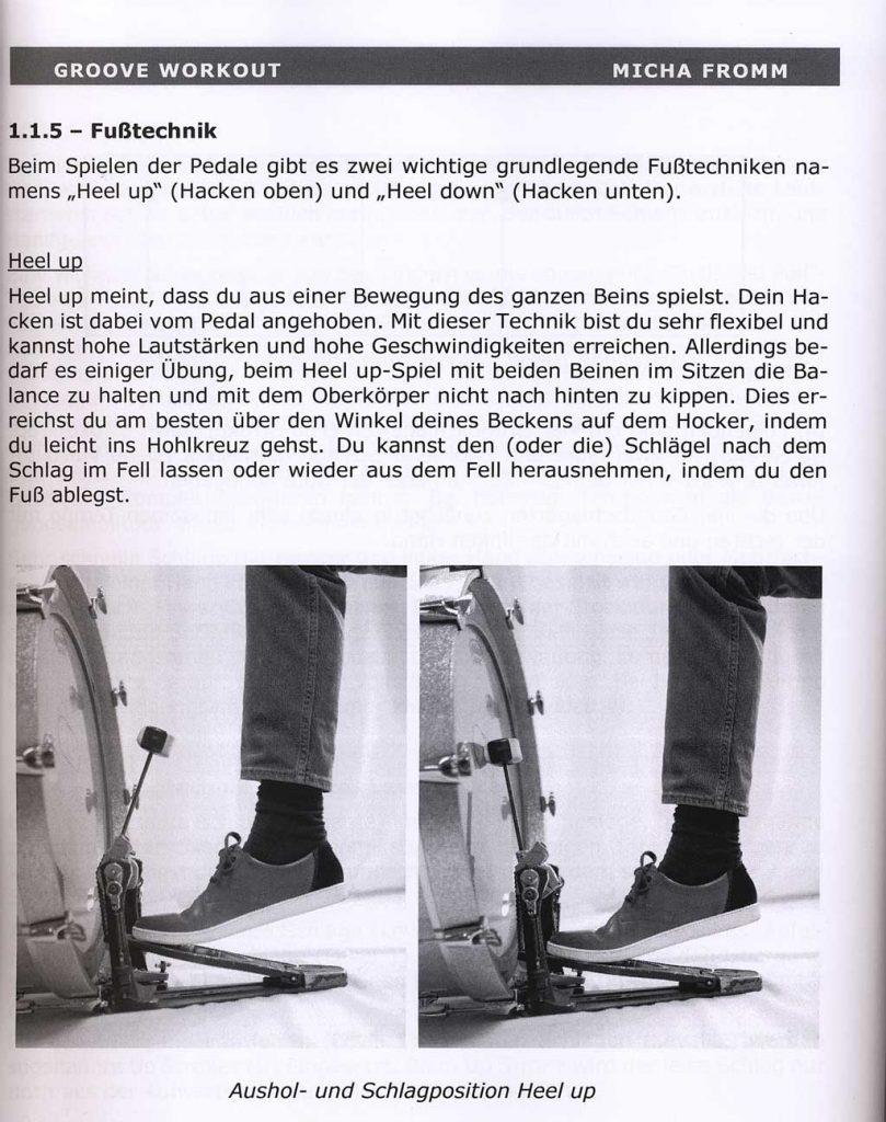 Fußtechnik
