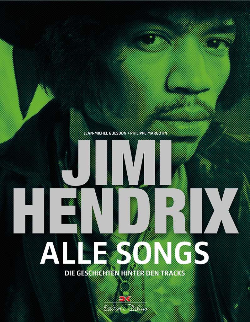 Buch Jimi Hendrix